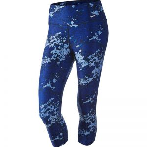 Spodnie treningowe Nike Legend Tight Poly Capri Drift W 724935-455