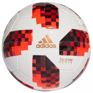 Piłka nożna adidas World Cup Ko Mini Cas Telstar Mechta WW4690