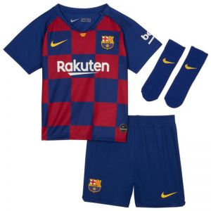 Komplet Nike FC Barcelona I Breathe Kit Home Junior AO3072-456