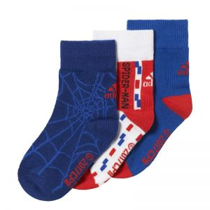 Skarpety adidas Marvel Spiderman Socks Kids 3pak CD2696