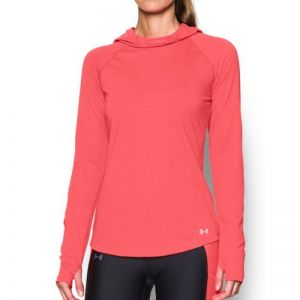 Kurtka biegowa Under Armour Threadborne Run Mesh Hoodie W 129985-963