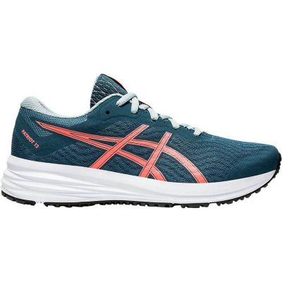 Buty do biegania Asics Patriot 12 Gs Jr 1014A139 400