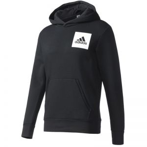 Bluza adidas Essentials Chest Logo Pullover Hood Fleece M S98769