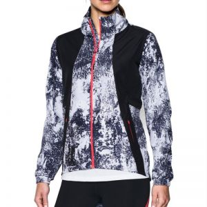 Kurtka biegowa Under Armour Intl Printed Run W 1300119-001