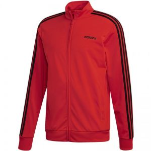 Bluza treningowa adidas Essentials 3 Stripes Tricot Track Top M DU0454