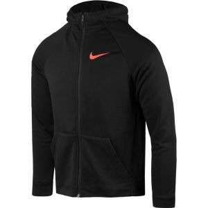 Bluza Nike Dry Hyper Fleece Full Zip Junior 856135-010