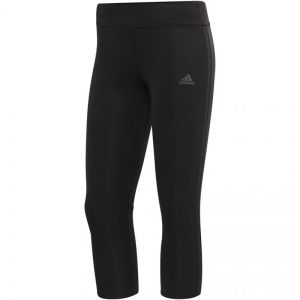 Spodnie biegowe adidas Own the run Tight 3/4 W CF6222