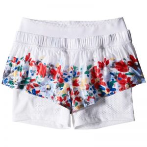 Spodenki biegowe adidas Stella McCartney Run Short Printed W S17496
