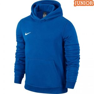 Bluza Nike Team Club Hoody Jr 658500-463
