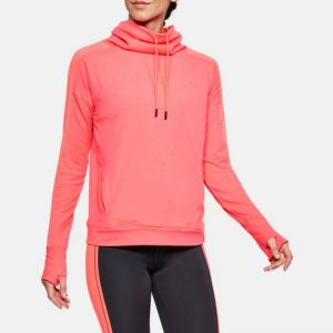 Bluza Under Armour Featherweight Fleece Funnel W 1305498-819