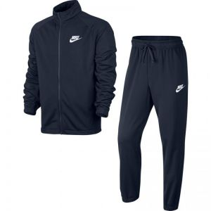 DRES NIKE NSW TRACK SUIT PK BASIC M 861780 451 granatowy