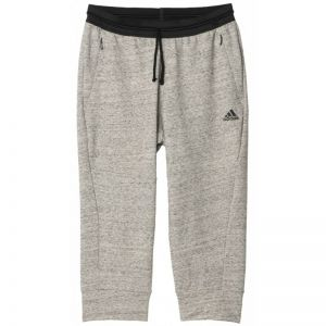 Spodnie adidas Cotton Fleece 3/4 W S93962